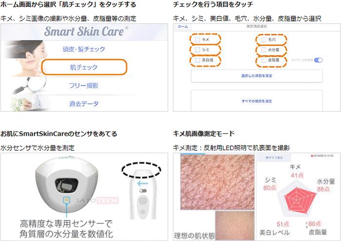 Smart Skin Care 美容カウンセリングのやり方1